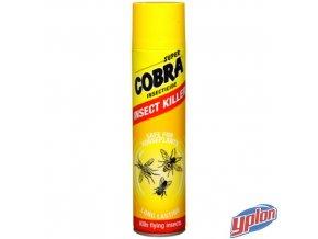 COBRA SUPER® Sprej proti létajícímu hmyzu, 400 ml