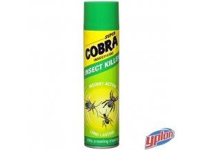COBRA SUPER® Sprej proti lezoucímu hmyzu, 400 ml