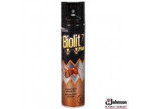 BIOLIT® PLUS Insekticid ochrana proti mravencům, 400 ml
