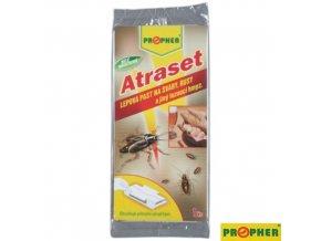 PROPHER® ASTRASET Lepová past na šváby, rusy a lezoucí hmyz