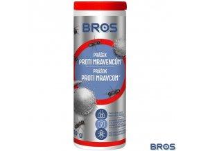 BROS Insekticid prášek proti mravencům, 250 g