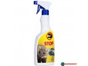BIOPROSPECT® STOP Pachový odpuzovač kun, 500 ml s rozprašovačem