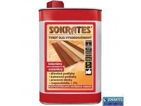 SOKRATES Olej na dřevo vysokosušinový