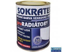 SOKRATES na radiátory