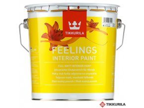 Feelings interior paint