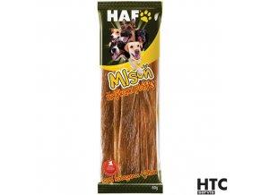 HAF MLSOŇ Žvýkací plátky pro psy, 60 g