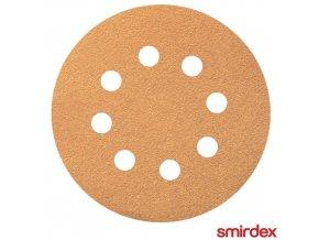 Smirdex 820 brusné disky 8 děr