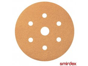 Smirdex 820 brusné disky 7 děr