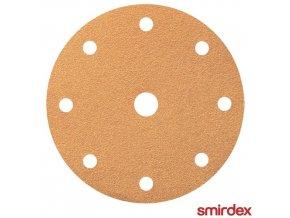 Smirdex 820 brusné disky 9 děr