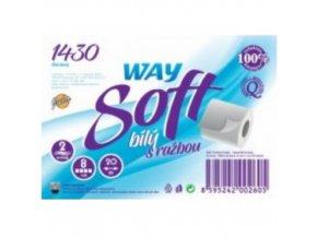 Toaletní papír Way Soft