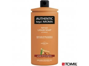 Toya Authentic aroma ginger lemongrass 600