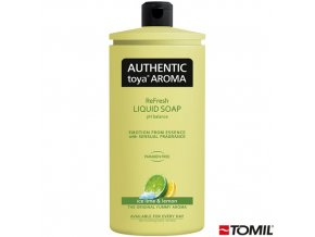 Toya Authentic aroma ice lime lemon 600