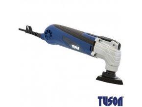 TUSON® Multifunkční bruska s rychloupínáním a příslušenstvím, 300 W