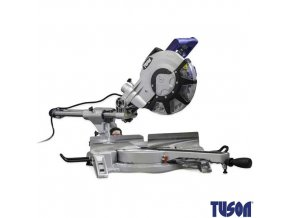 TUSON® Pokosová pila s posuvem, 2100 W, 255 mm