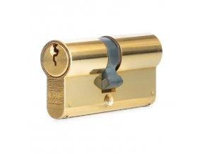 FAB® Vložka cylindrická, mosaz, 65 mm (30+35 mm), 3 klíče