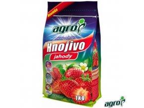 AGRO® Hnojivo organo-minerální na jahody 1 kg