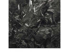 Uhlíková vlákna sekaná 3mm