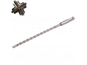 FESTA® Vrták do betonu SDS+, 4 břity SK, 8 x 110 mm