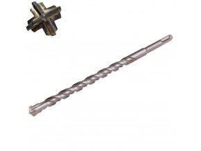FESTA® Vrták do betonu SDS+, 4 břity SK, 16 x 210 mm