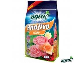 AGRO® Hnojivo organo-minerální na růže, 1 kg