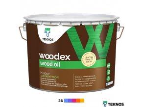 TEKNOS WOODEX WOOD OIL 2,7