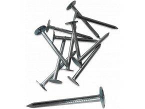 Hřebík lepenkový, pozinkovaná ocel, 25 x 2,5 mm, balení 2,5 kg