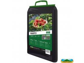 NOHEL GARDEN® FRAGOTEX Netkaná textilie s výseky pro jahody, 1,6 x 7 m, 50 g/m2