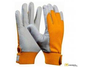 GEBOL® UNI FIT ECO Pracovní kombinované rukavice, vel. M/8