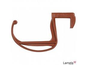LAMELA® Držák truhlíku plastový, terakota