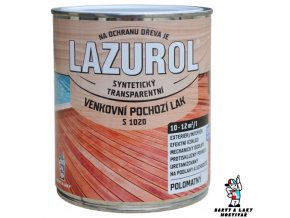 LAZUROL S 1020 new
