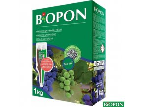 BIOPON® Hnojivo na vinnou révu, 1 kg + elixír zdarma
