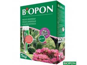BIOPON® Hnojivo univerzální, 1 kg + elixír zdarma