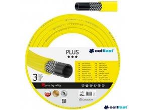 """CELLFAST® Hadice zahradní PLUS, 1/2"""", 25 m, žlutá"""
