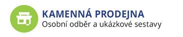 ELEMENT SYSTEM Kamenná prodejna a showroom