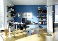 Element System nástěnný regál kancelář