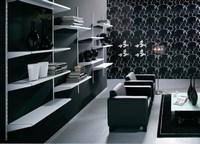 Element System nástěnný regál obývací pokoj