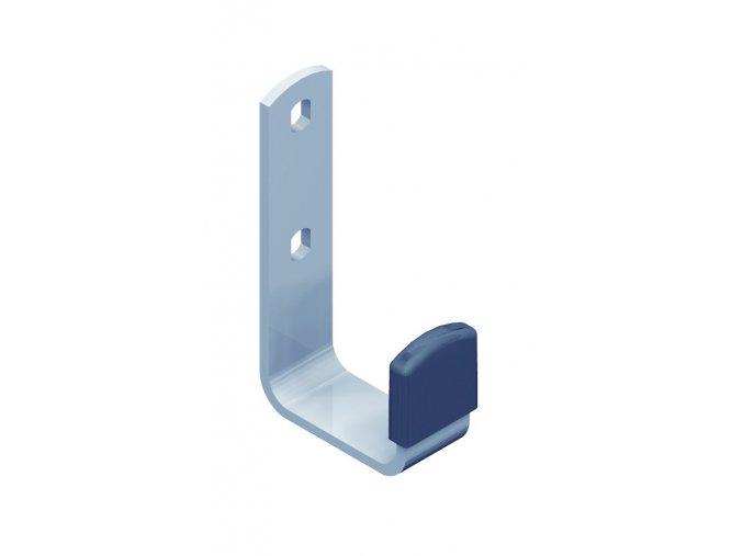 Univerzální držák, výška 130 mm, hloubka 80 mm