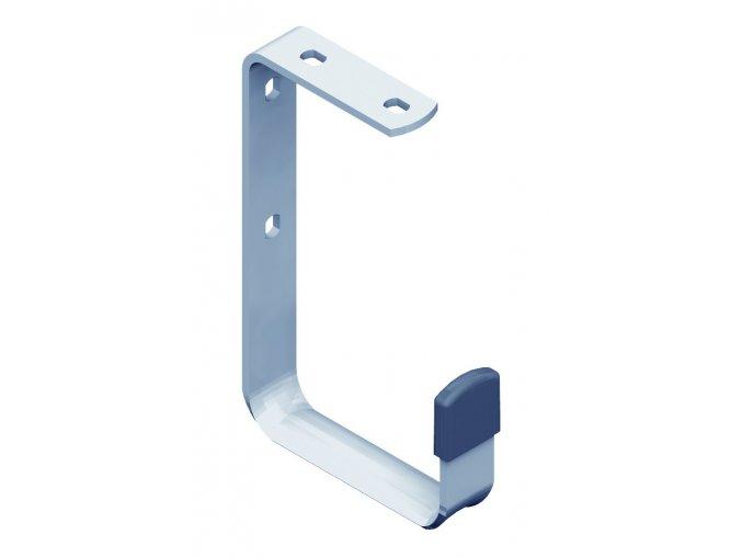 Univerzální držák (i stropní), výška 130 mm, hloubka 80 mm