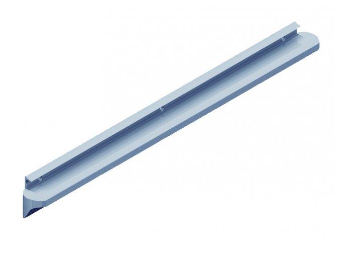 Policová lišta BARCELONA, šířka 600 mm