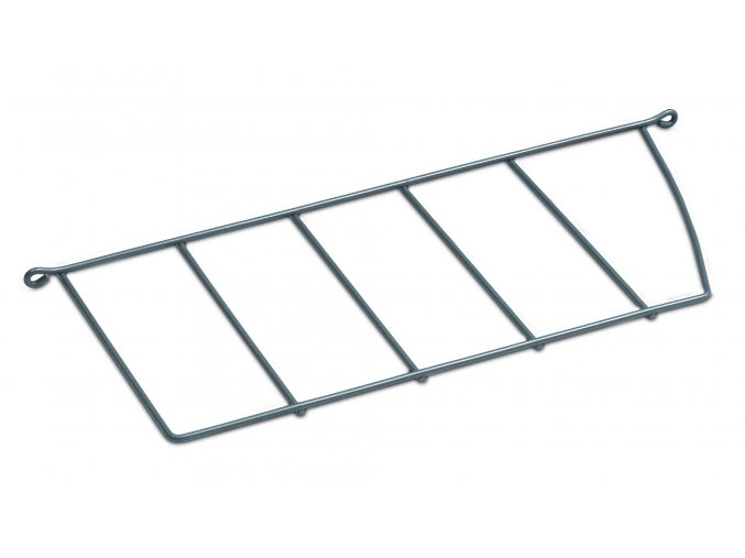 Drátěná bočnice BASICS, 540 x 200 mm (4 ks)