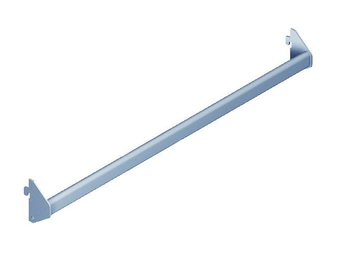 Nosná tyč pro zavěšení háků, šířka 800 mm