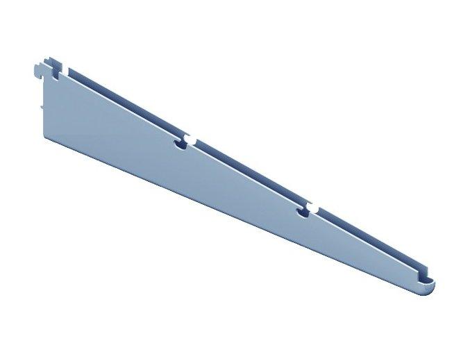 Nosník drátěných polic TWIN, hloubka 520 mm