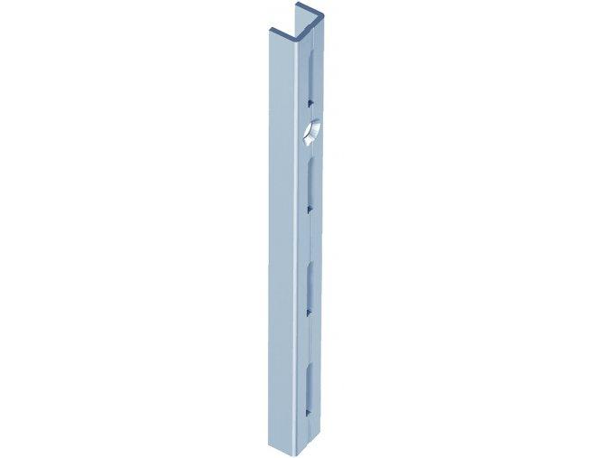 Nástěnná lišta jednořadá, výška 500 mm