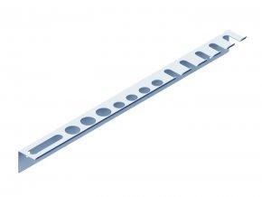 Držák nářadí - lišta jednoduchá, šířka 360 mm