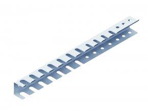 Držák nářadí - lišta dvojitá, šířka 360 mm