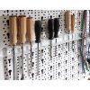 Panel na nářadí plechový (2 ks), modul 800 x 200 mm