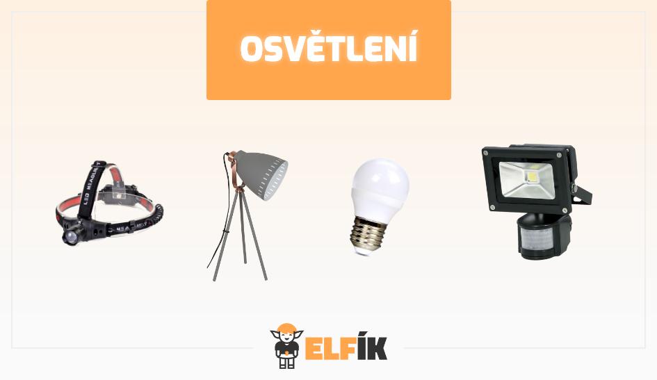 Produkty-osvětlení