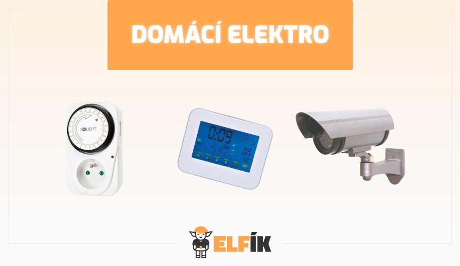 Produkty-domácí elektro