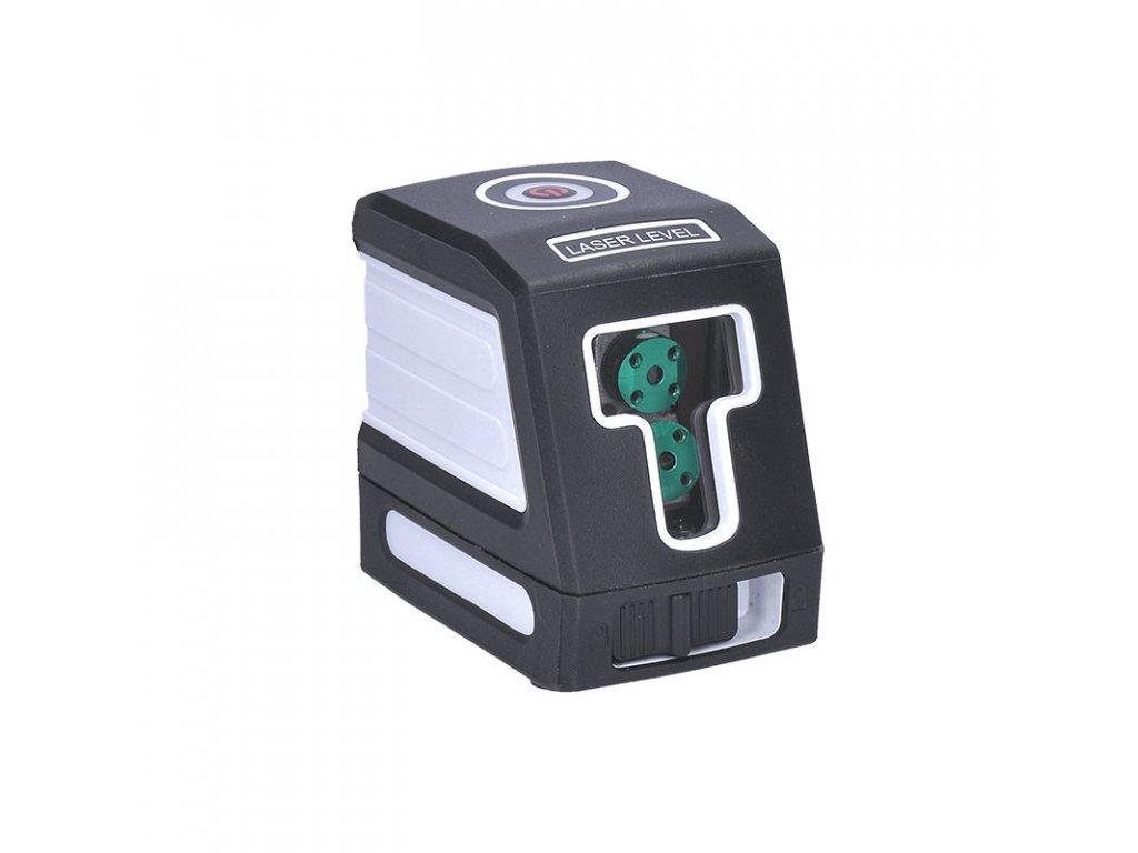 Solight profesionální laserová vodováha - zelený laser