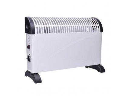 Solight horkovzdušný konvektor 2000W, nastavitelný termostat